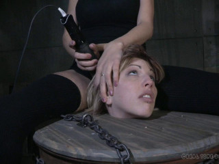 Restrain bondage Monkey Part 2