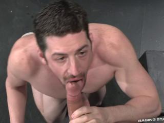 Hard Friction - Balls Deep - Scene 1 - Landon Conrad and Andrew Stark