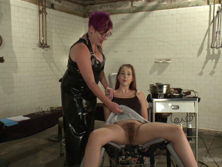 Mistress Minax and Aali Rousseau