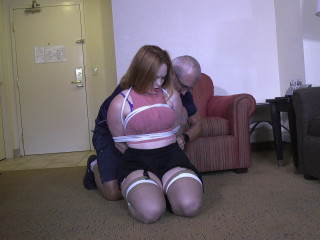 Summer Hart-Tie me and gag me so you can fuck me helpless!