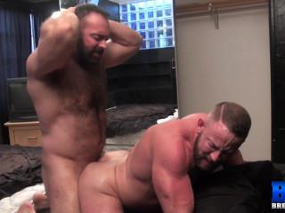 Brad Kalvo smashes Shay Michaels' butt (1080p)