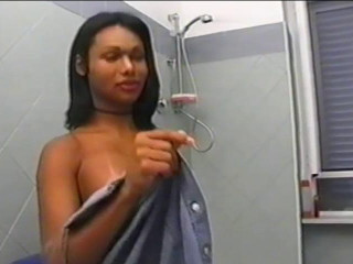 Exotic Tight Ass Tranny Going At It