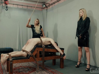 Cruel Punishments - Mistress Anette, Mistress Zita - Punishment institution XI