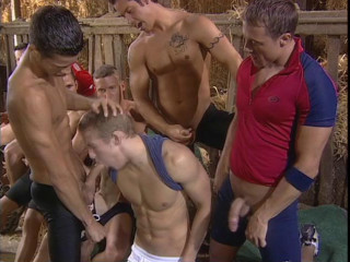 Spokes Gangbang Collection