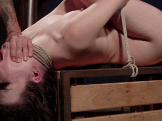 Juliette Enjoys The Prick - Only Anguish HD