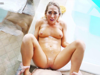 Facialed In Suds - Carter Cruise