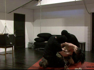 Toaxxx - tx052 - Breast Suspensions for Slave Eva - pt 1