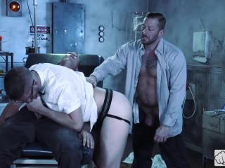 Dr. FrankenFuck's Fist Lab, Scene 3