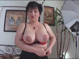 Petra the big boob German Bitch full hd