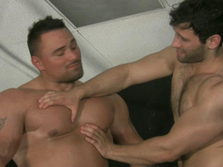 Muscle Domination - Gay Wrestling - Gladiators part 2