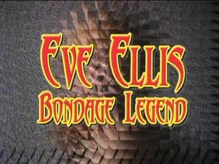 B&D Pleasures - Eve Ellis Restrain bondage Veteran