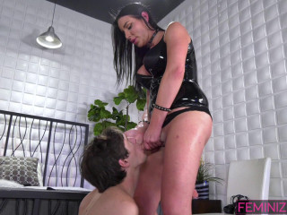 Mistress sissy training