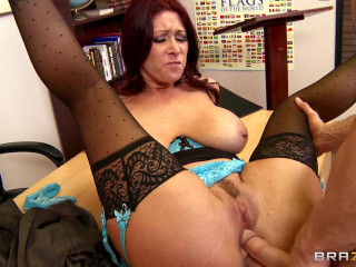 Tiffany Mynx - Teachers Dirty Looks