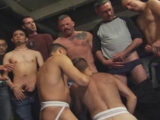 Amazing Cum Party