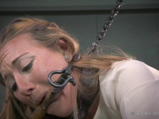 Humiliating Bondage and Intense Orgasms Are Just Right For Emma Haize