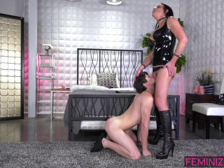 Marissa Minx and Sissy Tanya Ts Mistress Sissy Training (2018)