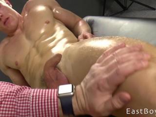 EastBoys - Massage - Handjob - Part One (Larry McCormick)
