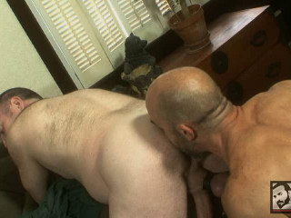 Hot Elderly Male - David Teal and Nick Forte