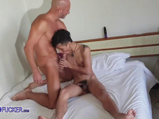 Bravo Fucker - Daddy Gives Raw Cock