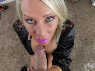 Erotic Nikki - Becoming StepMom's Stunt Cock