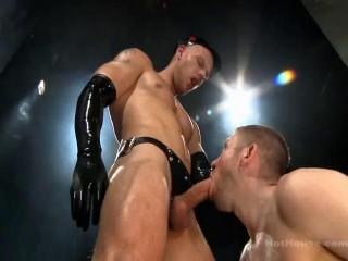 Bondage Slaves In Rough Fuck