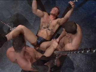 Brutal fuck for hungry studs