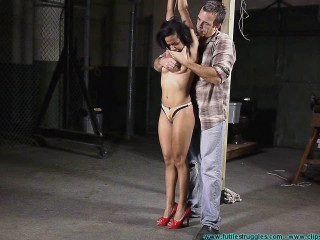 Monica Jades Predicament bondage Part 1 (2012)