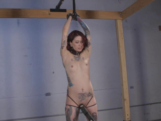 Krysta Standing and Opened up