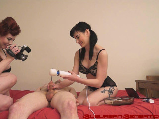 Ludella and Nyxon Give Him his First Sounding Full