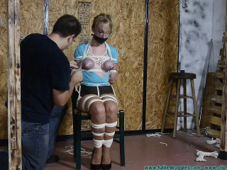 Allegras Test 3 part - BDSM,Humiliation,Torture HD 720p