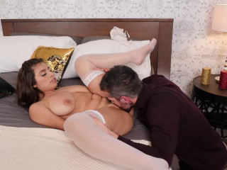 big boob spanish maid fucked at home full hd