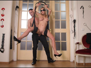 Ass Fucked On A Love Swing