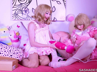 Sissy Toy Party