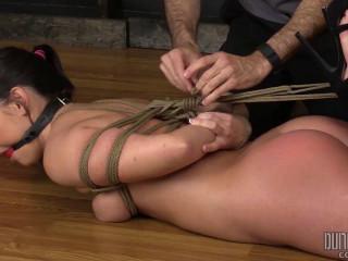Society Sadomasochism - 09 Jul, 2016 - Restrain bondage Makes Brittany Moist