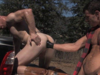 Ranch Cowboys In Deep Fisting
