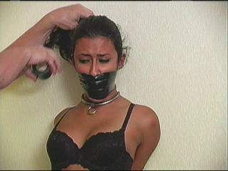 Motel restrain bondage predicament bondage