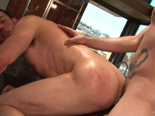 Jizz fucking with hot males