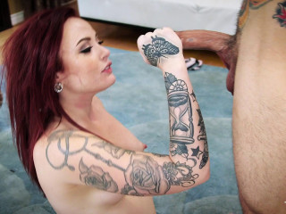 Chloe Carter, Puny Arms - 19 And Swallowing Fuckpole FullHD 1080p