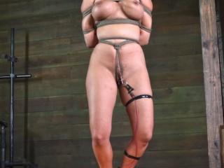 Real Time Restrain bondage - Penny Dreadful Part 3 - Penny Barber, Mollie Rose - Jan 4, 2014