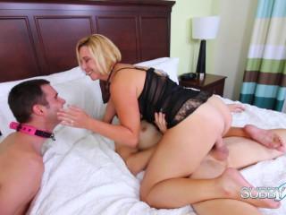 Goddess Brianna Punishes Her Cuck