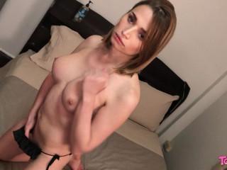 Rita's Naughty Ass-Play!