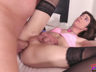Andi - Feminized Cd Gives Up The Booty