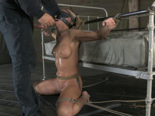 Vulnerable Milf is Sexually Demolished