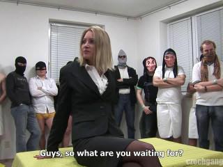 czech Gangbang-10