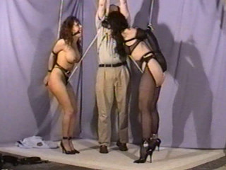 Devonshire Productions restrain bondage video 47
