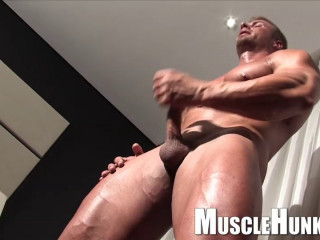 Kane Griffin - Marvelous Towheaded Muscle
