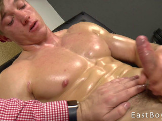 EastBoys - Larry McCormick - Massage - Handjob - Part 2