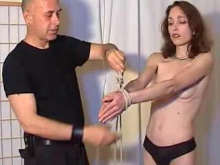 Restrain bondage Project part 1