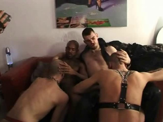 Rough Gangbang Party With Dirty Sluts