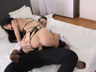 Kinky Hotel Room Foot Fucking - Allatra Hot